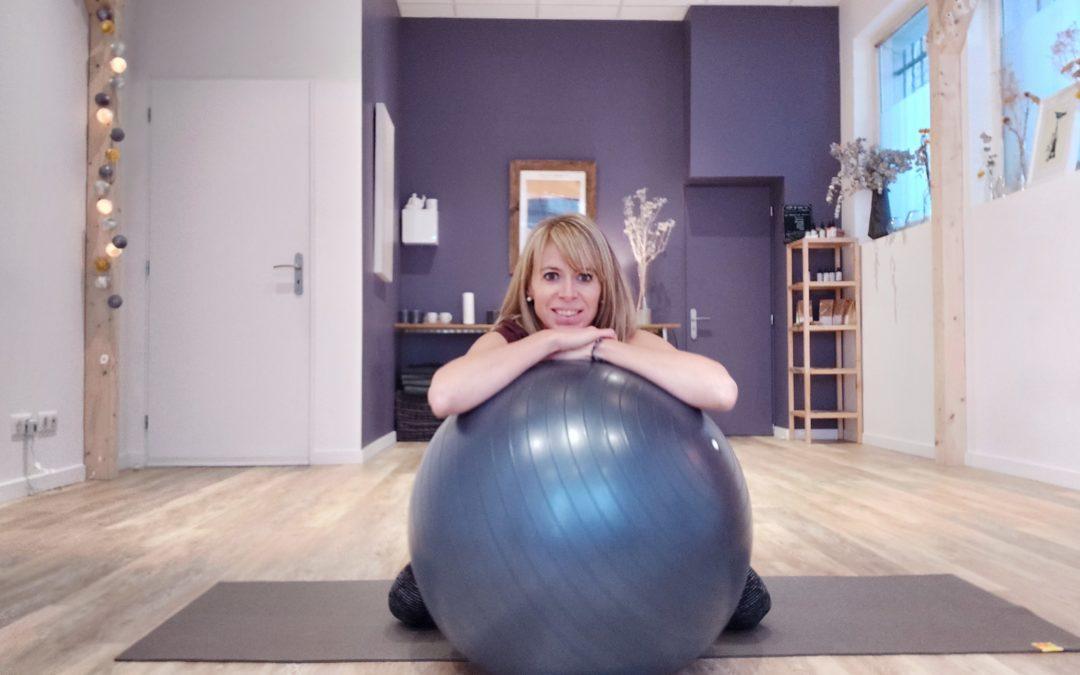 Yoga fin de grossesse à 2