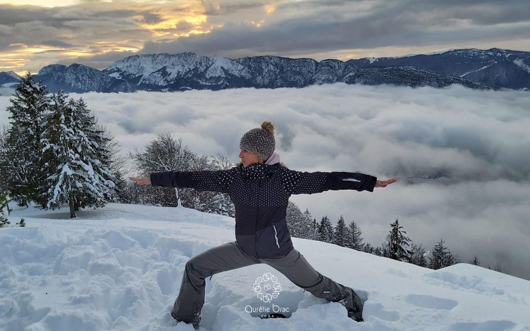 Hiver & Yoga