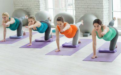 Yoga Prénatal durant l'été 2020